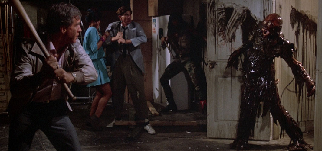 11 Scariest Basement Scenes in Horror - The Return of the Living Dead (1985) – Horror Land