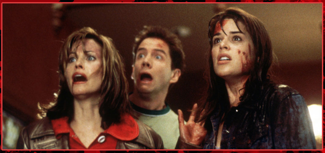 Scream (1996) - 8 Slasher Films that Messed with their own Sub-Genre