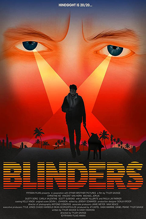 Blinders (2020) - Official Poster - Horror Land