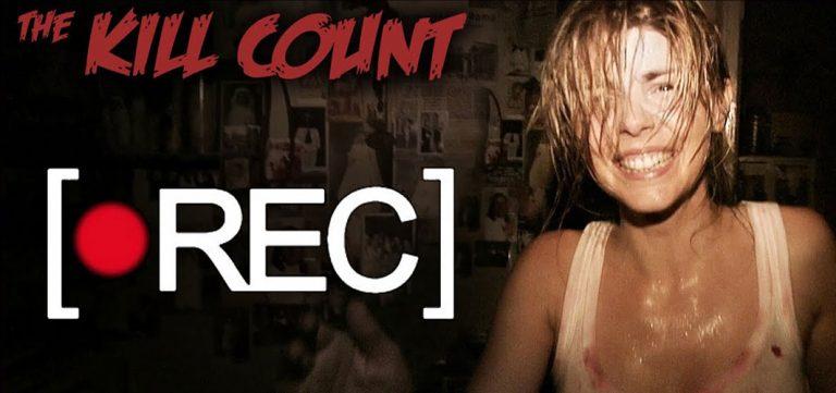 REC (2007) KILL COUNT - Horror Video - Horror Land