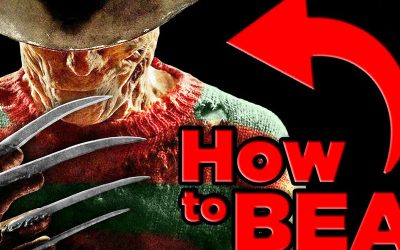 Film Theory: How To Beat Freddy Krueger!