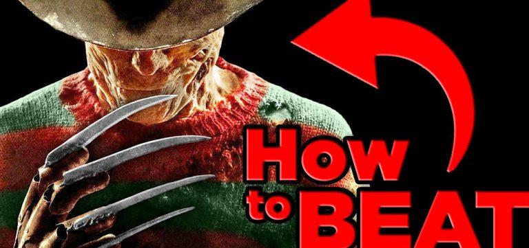 Film Theory: How To Beat Freddy Krueger! - Horror Video - Horror Land