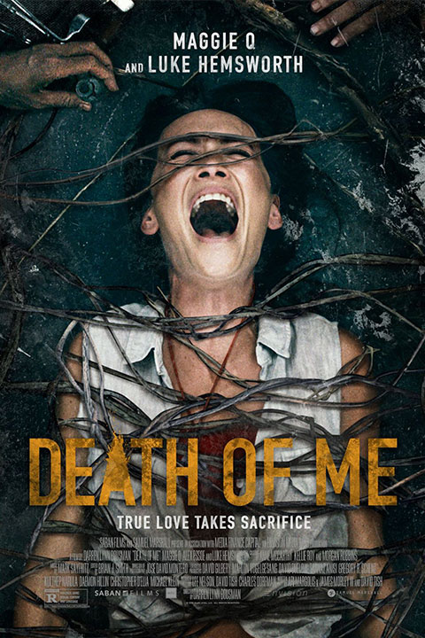 Death Of Me (2020) - Official Poster - Horror Land