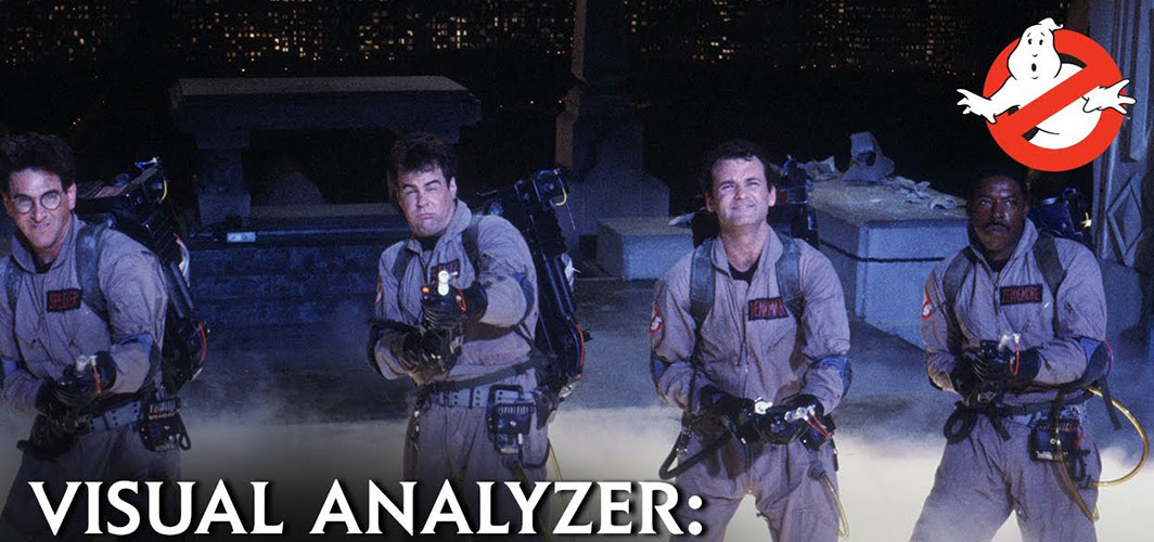 GHOSTBUSTERS – Effects Come to Life: Crossing The Streams