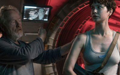 Ridley Scott Wants More Alien! (But We Don't!)