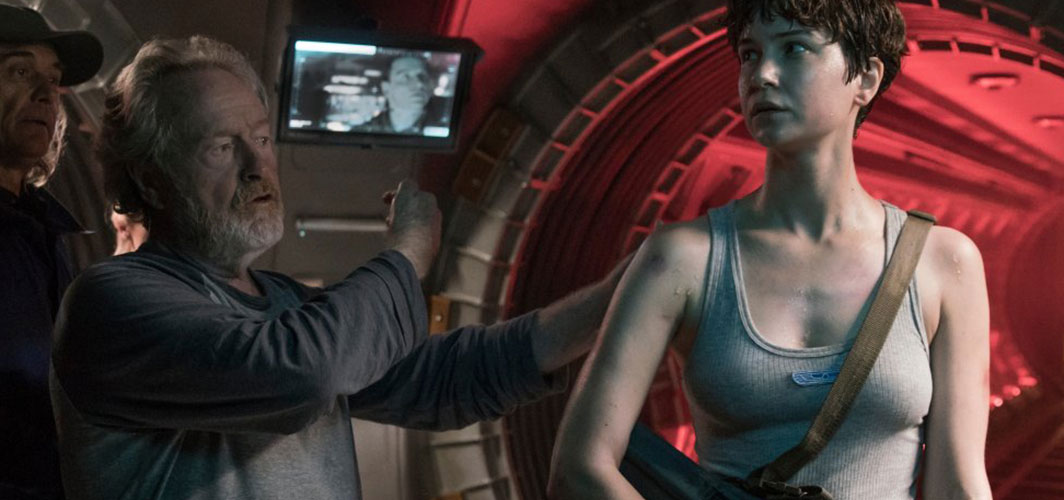 Ridley Scott Wants More Alien! (But We Don't!) - Horror News