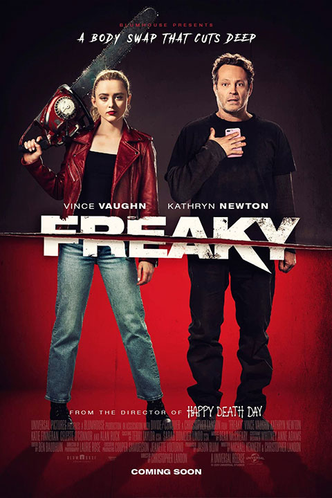 Freaky (2020) - Official Poster - Horror Land