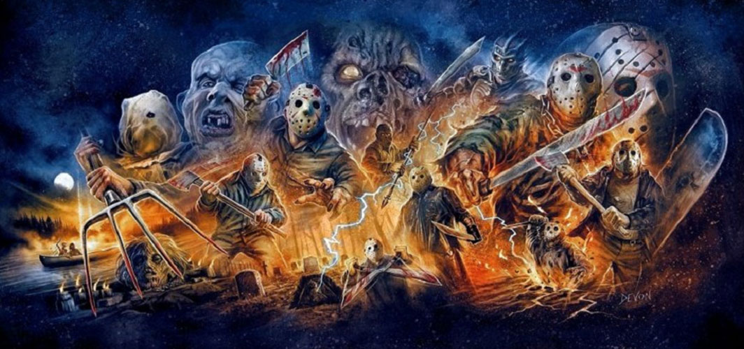 Scream Factory's Amazing FRIDAY THE 13TH COLLECTION! - Horror News