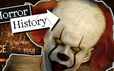 IT: The Complete History of Pennywise