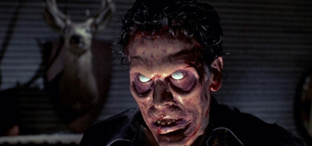 Horror Movies That Ignored Their Previous Films - Evil Dead 2: Dead by Dawn (1987) – Horror Land