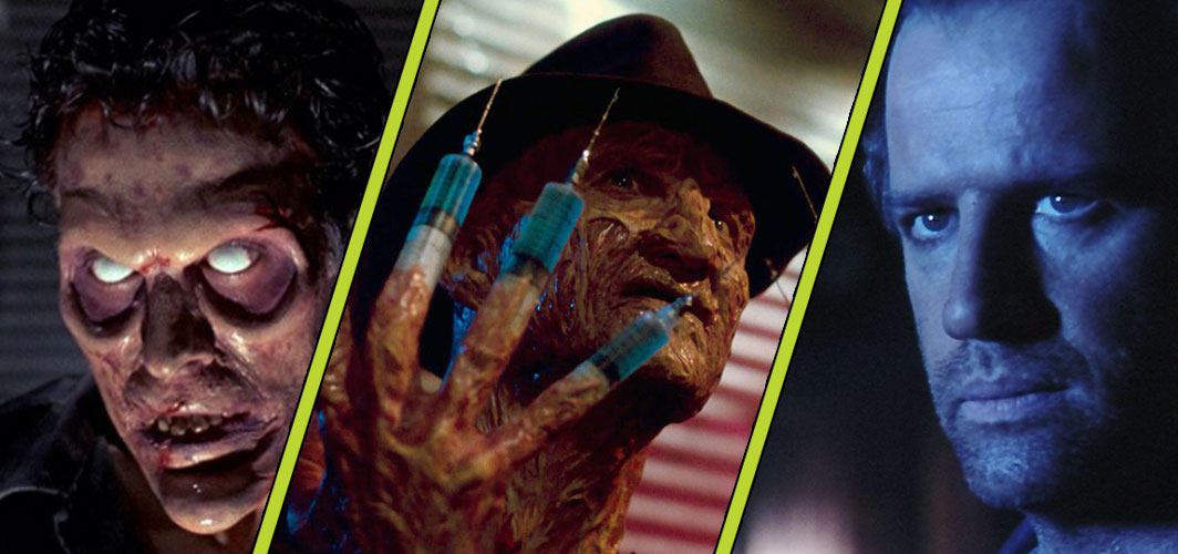 Horror Movies That Ignored Their Previous Films