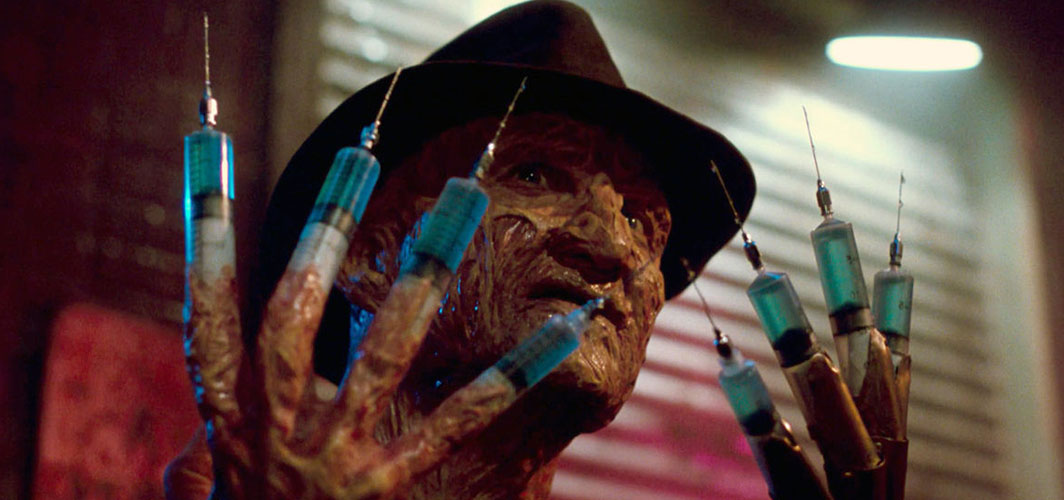 Horror Movies That Ignored Their Previous Films - A Nightmare On Elm St III: The Dream Warriors (1987) – Horror Land