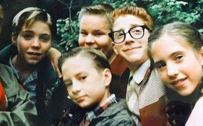 The Original 'It' Cast Are Reuniting at Salem Horror Fest!