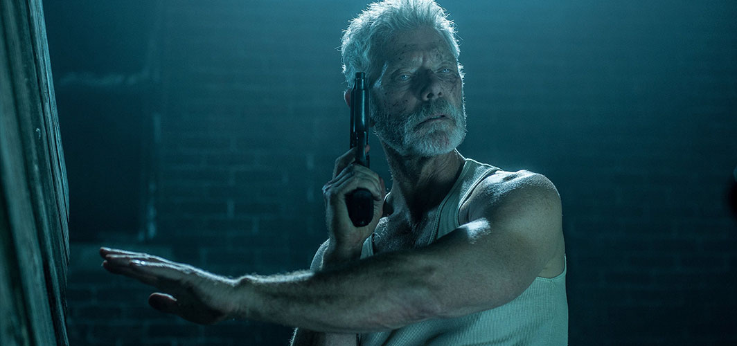 Stephen Lang's 'Don't Breathe' Sequel Wraps! - Horror News