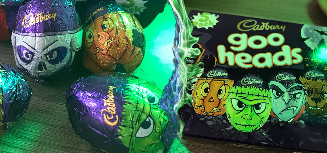 The Best UK Halloween Candy in 2020 - Goo Heads - Horror Land
