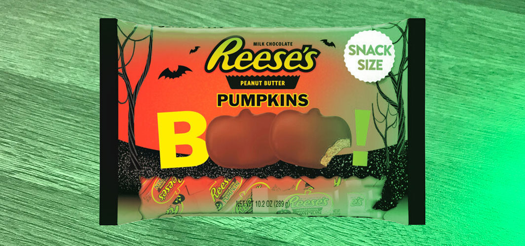 The Best UK Halloween Candy in 2020 - Reese's Peanut Butter Pumpkins - Horror Land