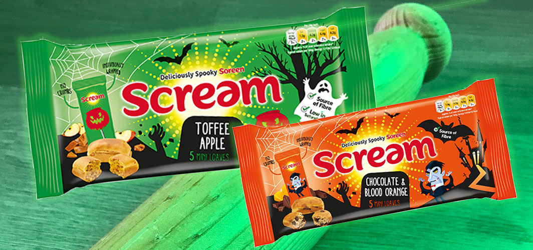 The Best UK Halloween Candy in 2020 - Soreen Scream – Toffee Apple & Chocolate & Blood Orange - Horror Land