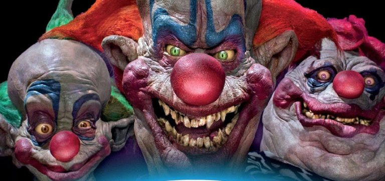 What Happened to the Killer Clowns From Outer Space Sequel? - Horror Land