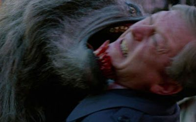 An American Werewolf in London – BTS Werewolf Attack