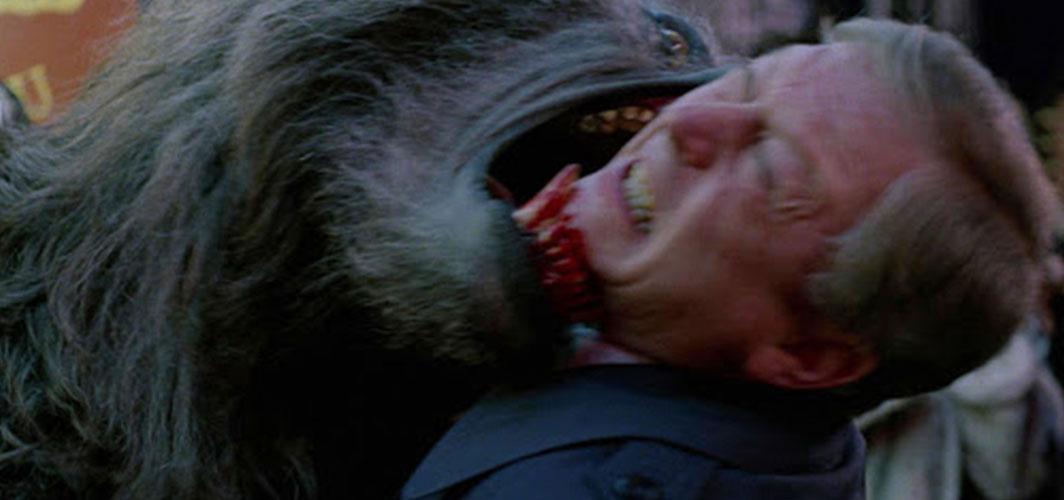 An American Werewolf in London – BTS Werewolf Attack