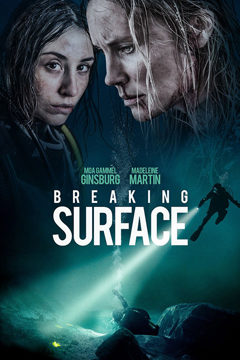 Breaking Surface (2020) - Official Poster