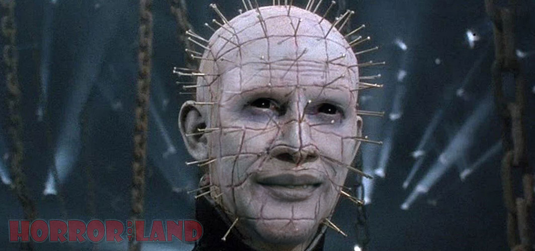 It's Horror… But not as you know It! – Horror Land - Hellraiser