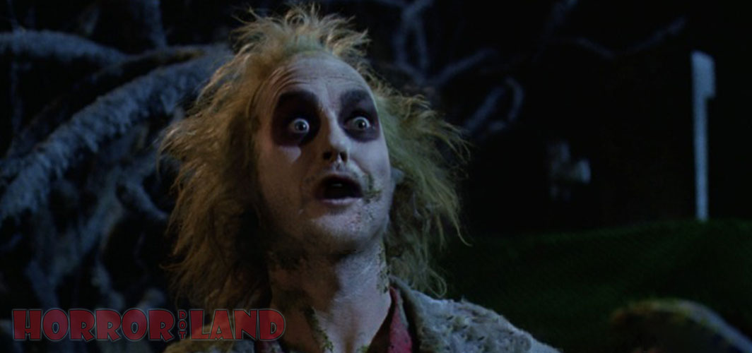 It's Horror… But not as you know It! – Horror Land - Beetlejuice