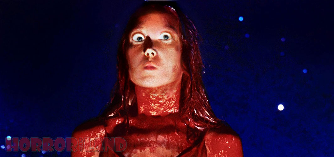 It's Horror… But not as you know It! – Horror Land - Carrie
