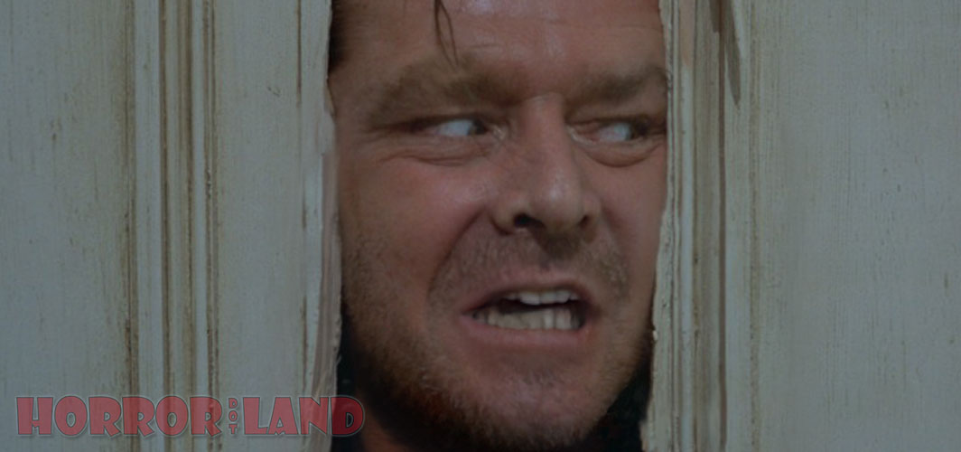 It's Horror… But not as you know It! – Horror Land - The Shining