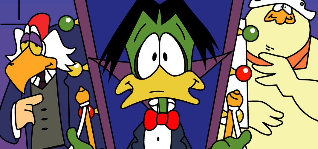 Count Duckula - 100 Famous Vampire Names That You'll Bloody Love!