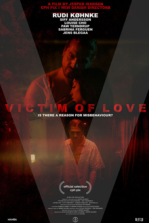 Victims of Love (2020) - Official Horror Poster