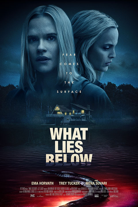 What Lies Below (2020) Official Poster