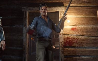 Evil Dead: The Game Announced