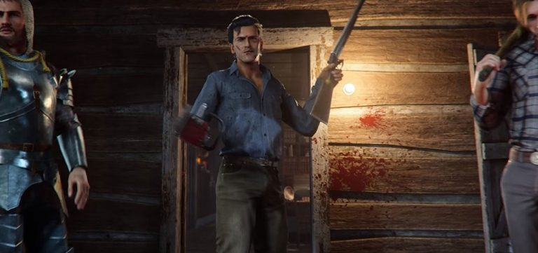 Evil Dead: The Game Announced - Horror News - Horror Land