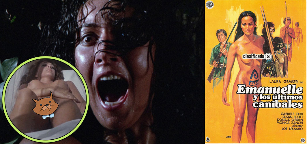 Emanuelle and the Last Cannibals (1977) - More Horror Films we Only Watch for the Nudity – Horror Land