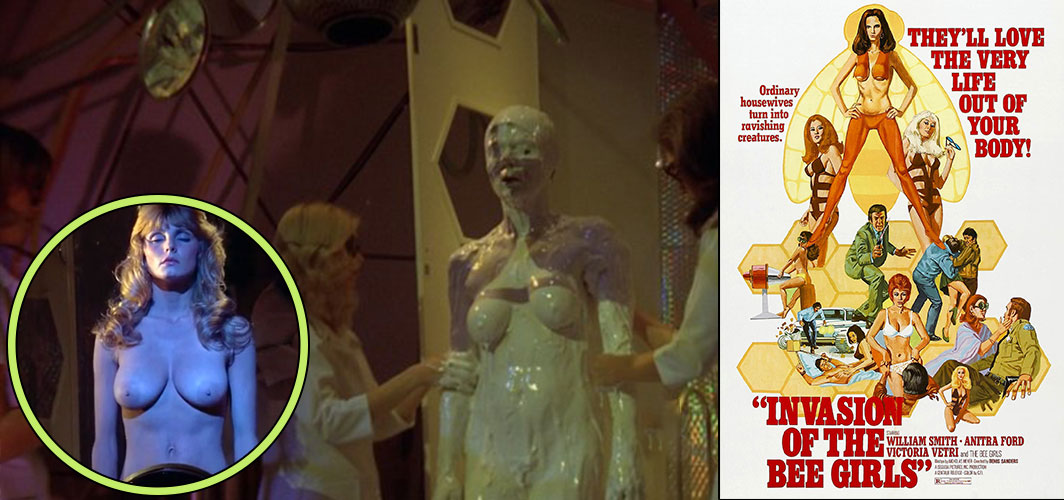 Invasion of the Bee Girls (1973) - More Horror Films we Only Watch for the Nudity – Horror Land