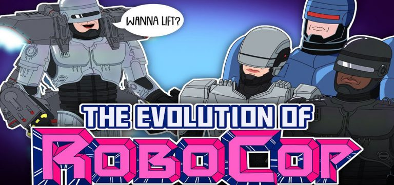 The Evolution Of RoboCop (Animated) - Horror Videos - Horror Land