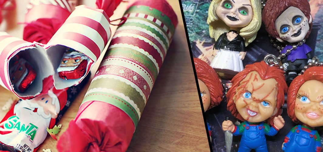 Top 10 Tips - Horror Christmas Crackers - Customize the gift