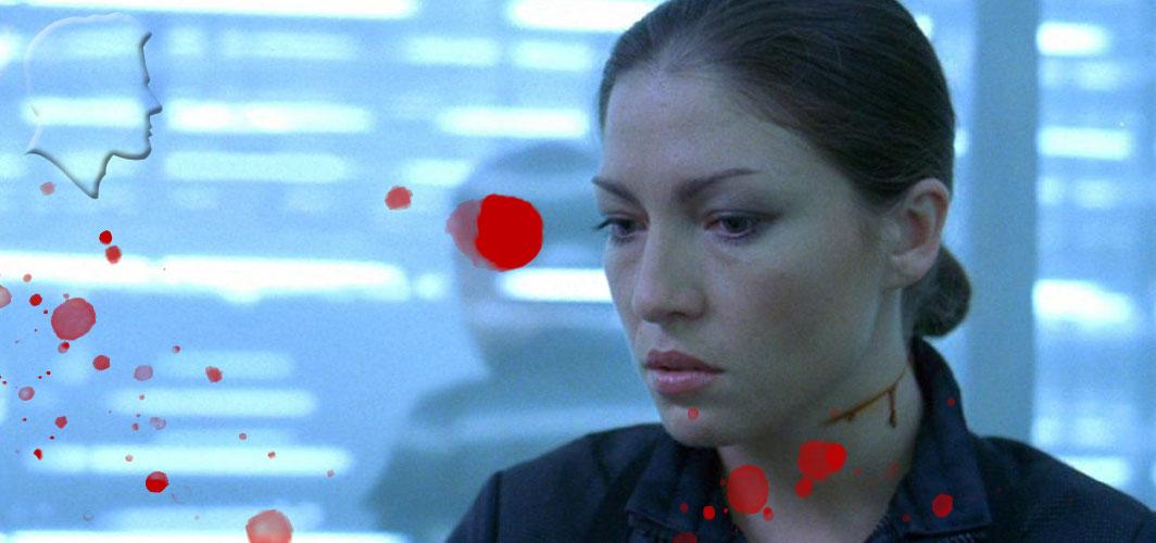 Resident Evil (2002) - 10 Shocking film Decapitations - Beheadings in Horror - Horror Land