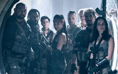 """Two New Images from Zack Snyder """"Army of the Dead"""""""