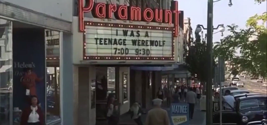 Cinema in Cinema – When Movie Characters Watch Horror on the Big Screen - IT
