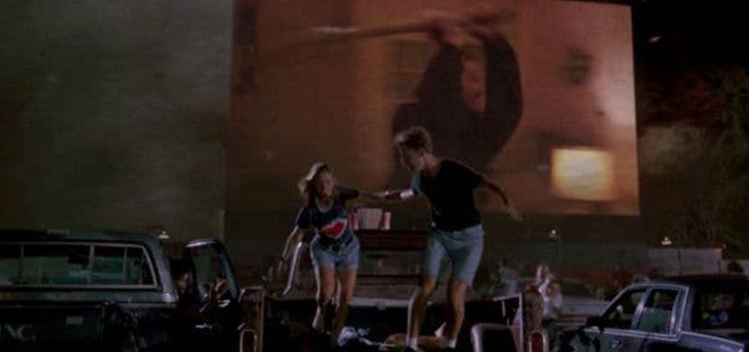 Cinema in Cinema – When Movie Characters Watch Horror on the Big Screen - Twister