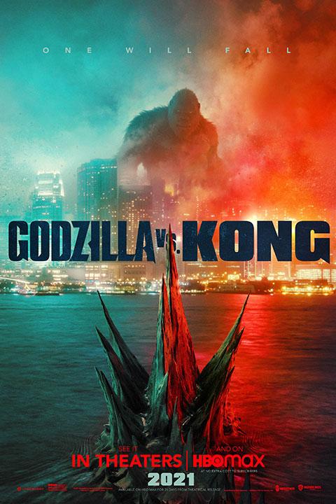 Godzilla vs Kong (2021) – Official Poster