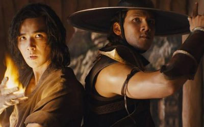 First Look at the R Rated 'Mortal Kombat' Movie!