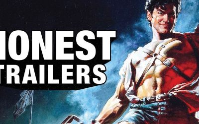 Honest Trailers -The Evil Dead Movies