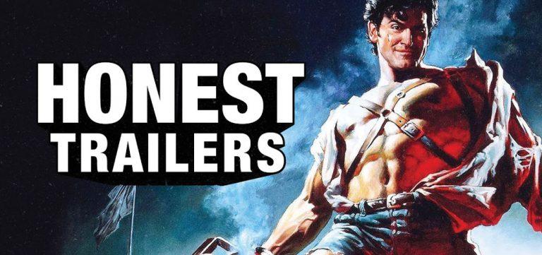 Honest Trailers -The Evil Dead Movies - Horror Videos - Horror Land