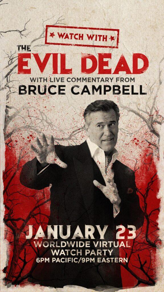 Evil Dead - Horror Land