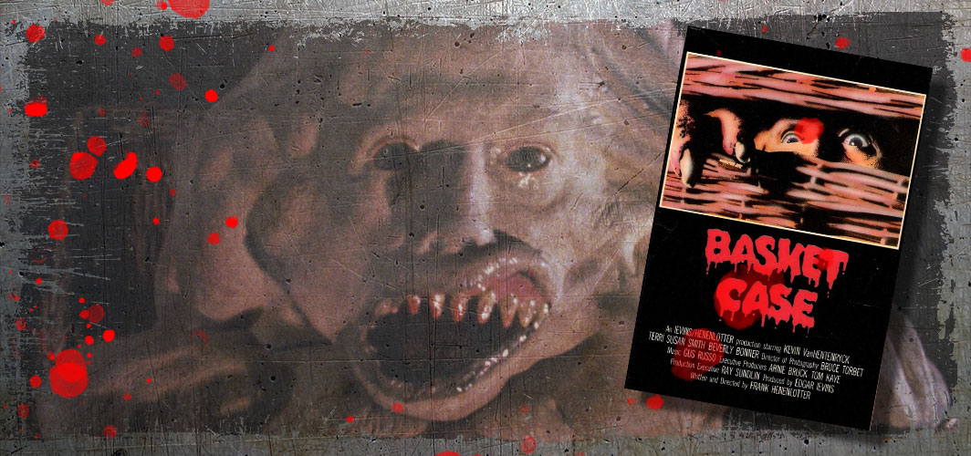 20 Top Movie Monster From the 80s – Basket Case (1982) - Horror Land