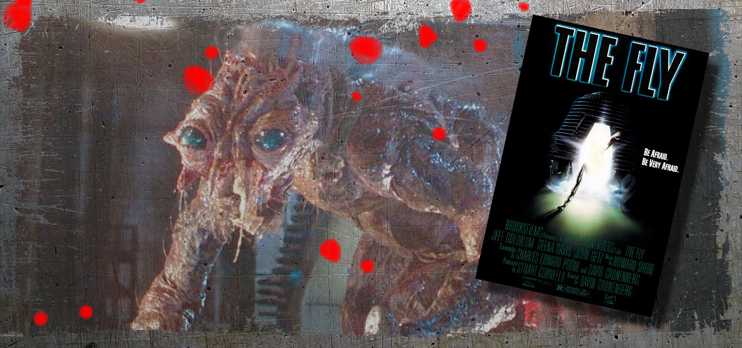 20 Top Movie Monster From the 80s – The Fly (1986) - Horror Land