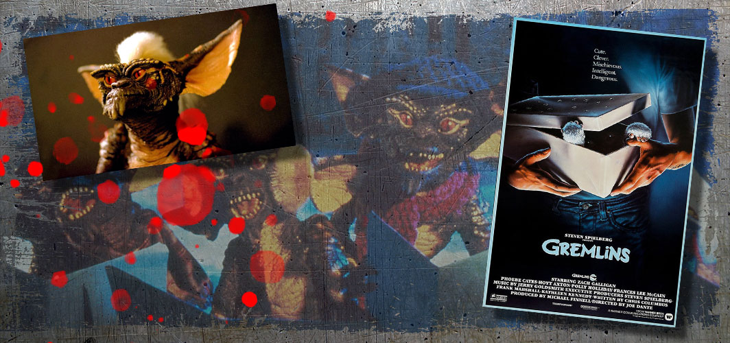 20 Top Movie Monster From the 80s – Gremlins (1984) - Horror Land